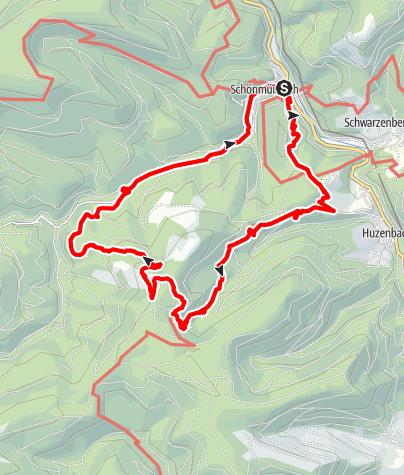 Karte / Aufzeichnung am 10.01.2021 10:34:18