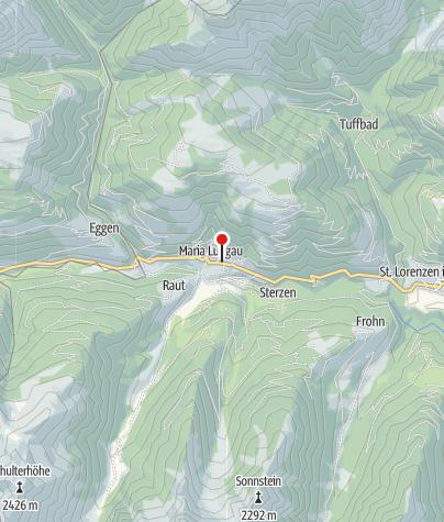 Karte / Der Paternwirt