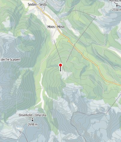 Map / Rotwandwiesenhütte
