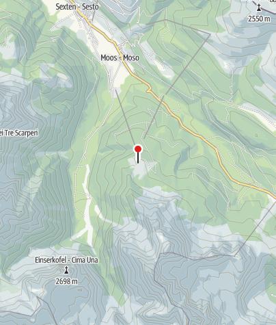 Map / Rudi-Hütte