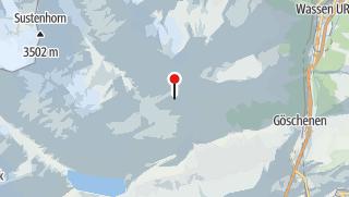 Karte / Salbitbiwak