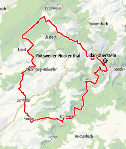 Karte / Aufzeichnung am 2. April 2021