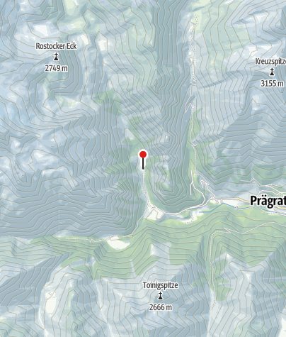 Karte / Stoanalm