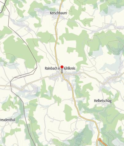 Karte / Rainbach im Mühlkreis