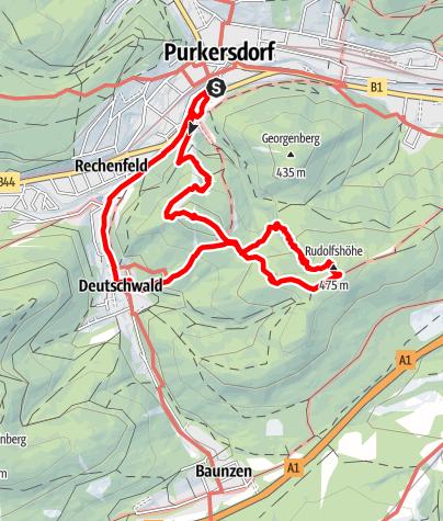 Mappa / Wanderung am 9. August 2021 um 10:48