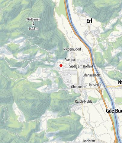 Karte / Haus Auerbach