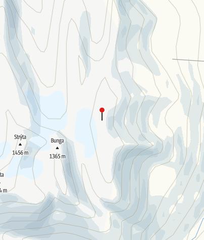 Karte / Blatindur (1.280 m)