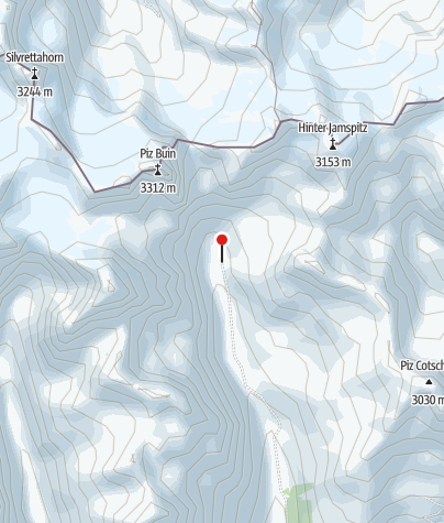 Karte / Chamonna Tuoi CAS