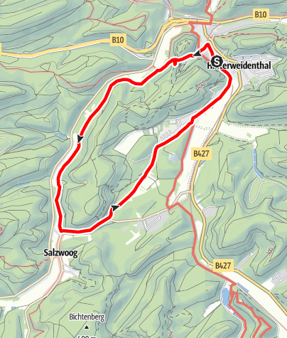 Map / Teufelstisch