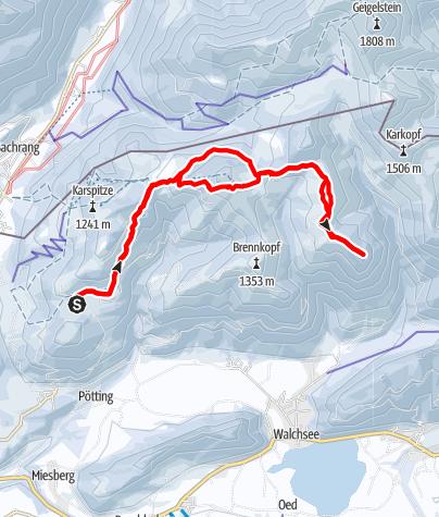Map / Wandberg und Lochner Horn