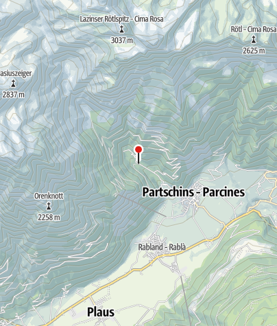 Karte / Gasthaus Birkenwald