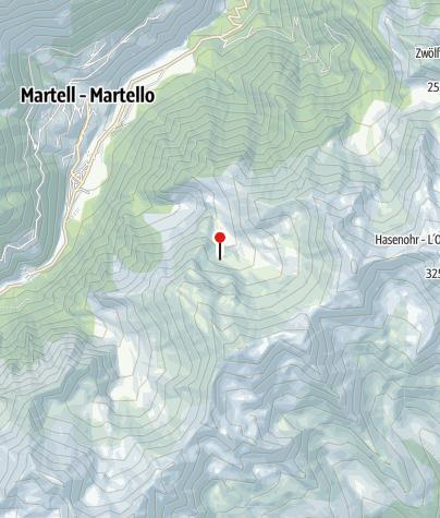 Karte / Unterer Flimsee