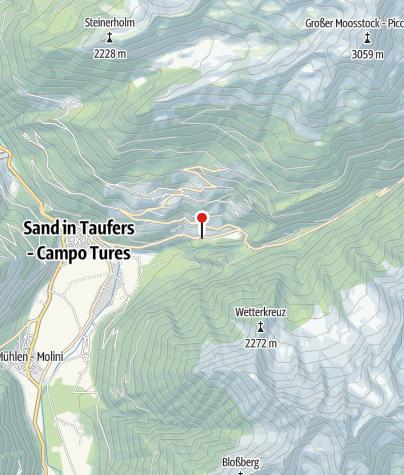 Karte / Gasthof Toblhof