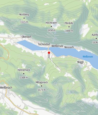 Karte / Bergbahnstüberl