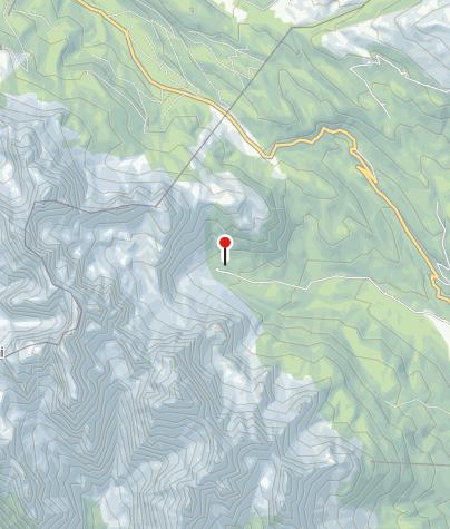 Map / RIFUGIO LUNELLI SELVAPIANA - Comelico Superiore