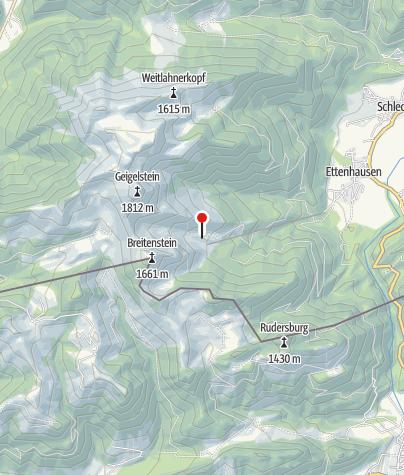 Map / Wuhrsteinalm