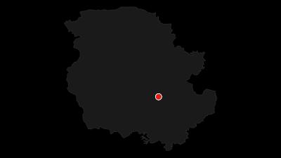 Mappa / Harzer Teufelsmauerstieg zwischen Neinstedt und Blankenburg