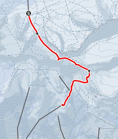 Karte / Spilauer Grätli