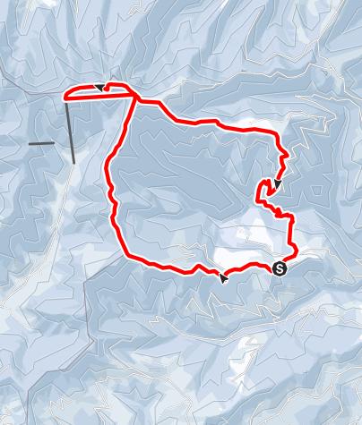 Karte / Napf (1408 m.ü.M.)