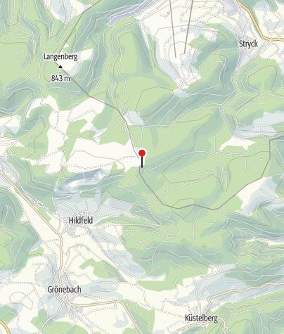 Karte / Itterquelle