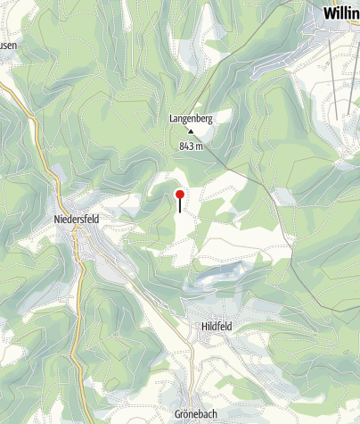 Karte / Burbecke-Quelle