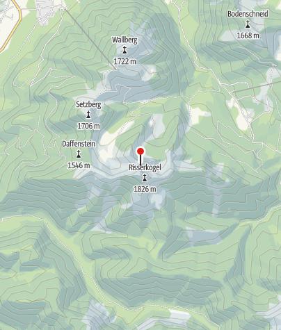 Karte / Blankensteinnadel