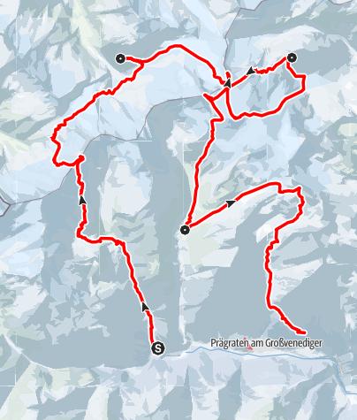 Map / Venedigerrunde