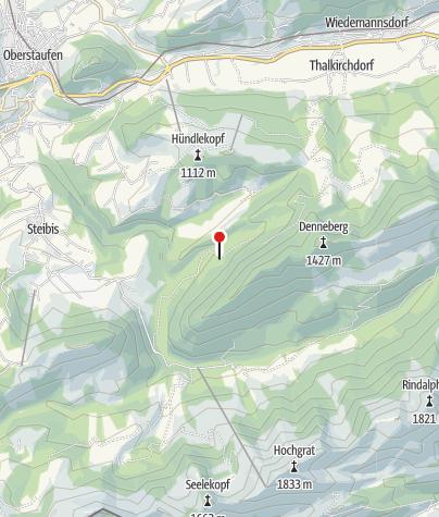 Map / Alpe Hohenschwand