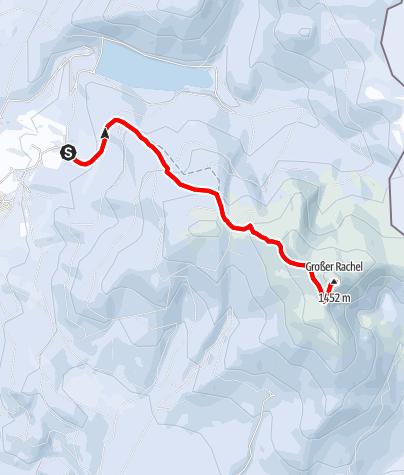 Karte / Rachel von Oberfrauenau