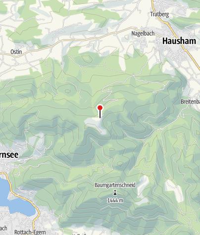 Map / Gindelalm