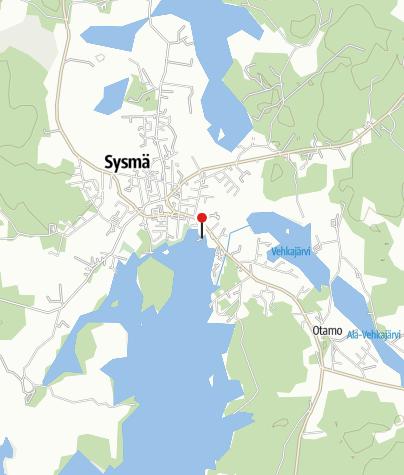 Karte / Sysmä Marina