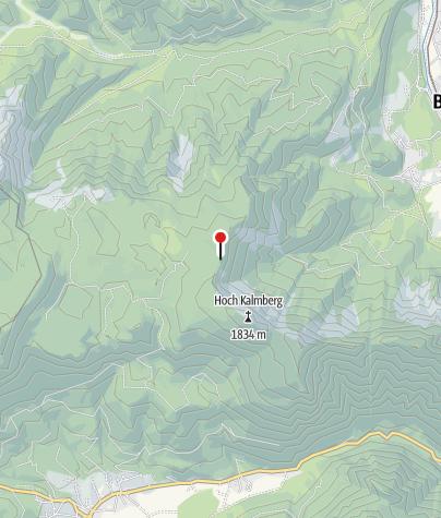Karte / Goisererhütte