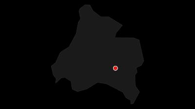 Karte / Cima d'Asta über Ferrata Gabrielli