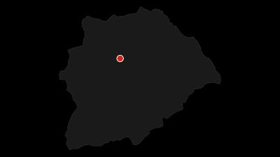 Karte / Der epische Trail vom Rifugio Sogno di Berdzè