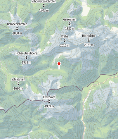 Map / Jägerhütte