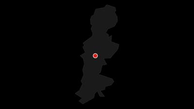 Karte / Glaning - Schwarzwand: Villa Kunterbunt