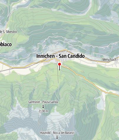 Karte / Jora Hütte