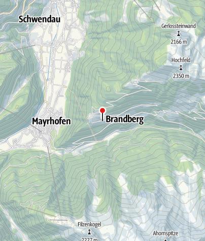 Karte / Kulturlandschaftsweg Punkt 2 - Hanserhof