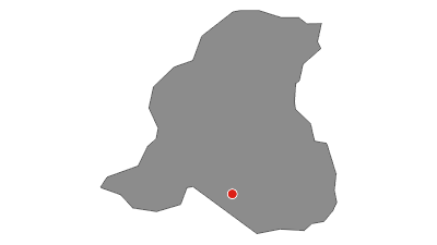 Karte / Etappenwanderung im Valle Maira - Etappe 5
