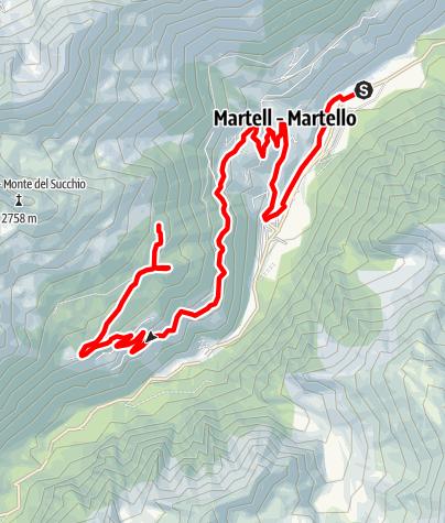 Karte / Waldberg-Wiesboden