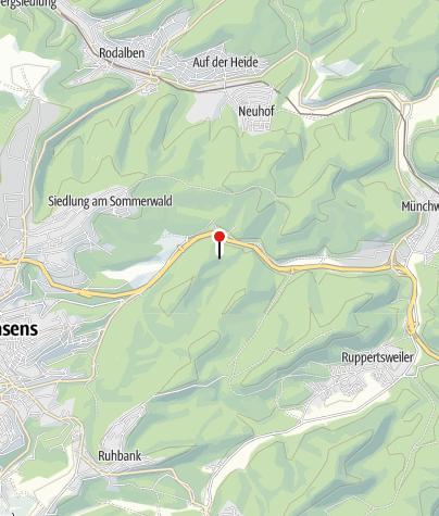 Karte / Schillerwand