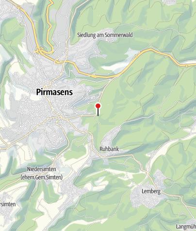 Karte / Eisweiher