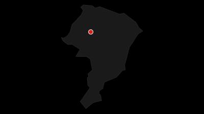 Karte / Zum Crespeinasee in den ladinischen Dolomiten