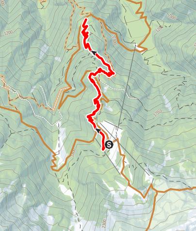 Karte / Barbarossa Trail