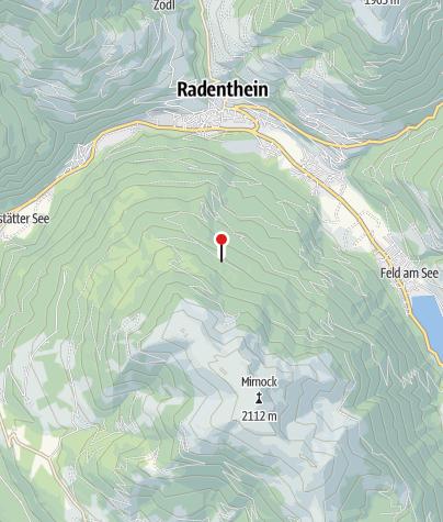 Karte / Enziboden Hütte