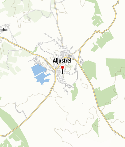 Karte / Old train - Aljustrel