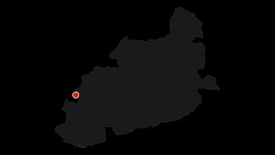 Karte / Toni-Gaugg-Höhenweg