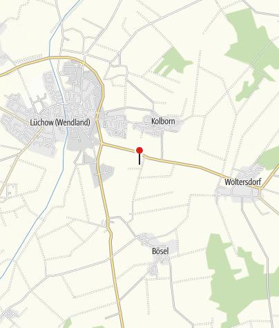Karte / Kutschfahrten Gödecke