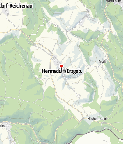 Karte / BL14 - Loipeneinstieg Hermsdorf
