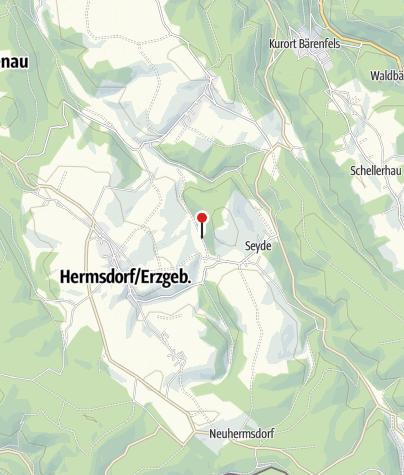 Karte / BL11 - Hermsdorf Wilde Weißeritz